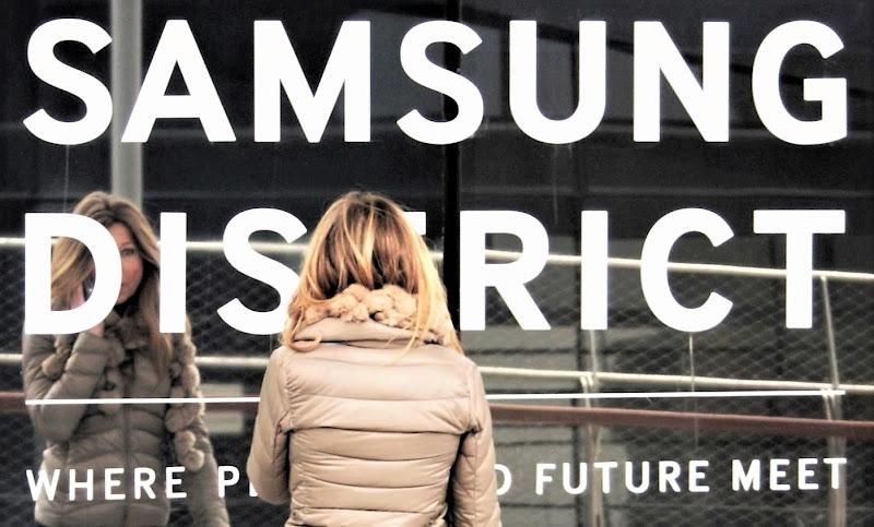 Samsung district di paolo-spagg