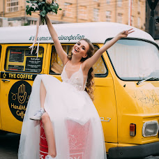 Wedding photographer Anastasiya Zadorova (zadorova). Photo of 22.07.2018