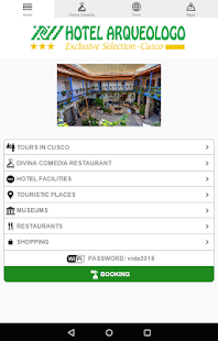 Hotel Arqueologo Cusco- screenshot thumbnail