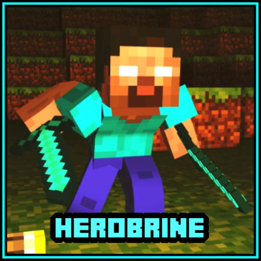 Herobrine Addon MCPE
