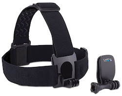 GoPro Headstrap Mount & Quick Clip