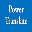 Power Translate APK