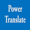 Power Translate icon