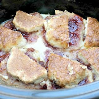 Strawberry Jam Pudding Recipes