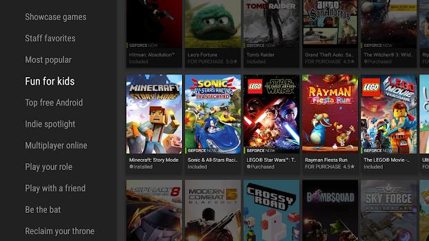 NVIDIA Games