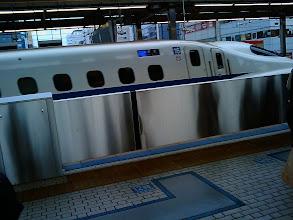 Photo: Primer Shinkansen - Shin-Yokohama a Kobe