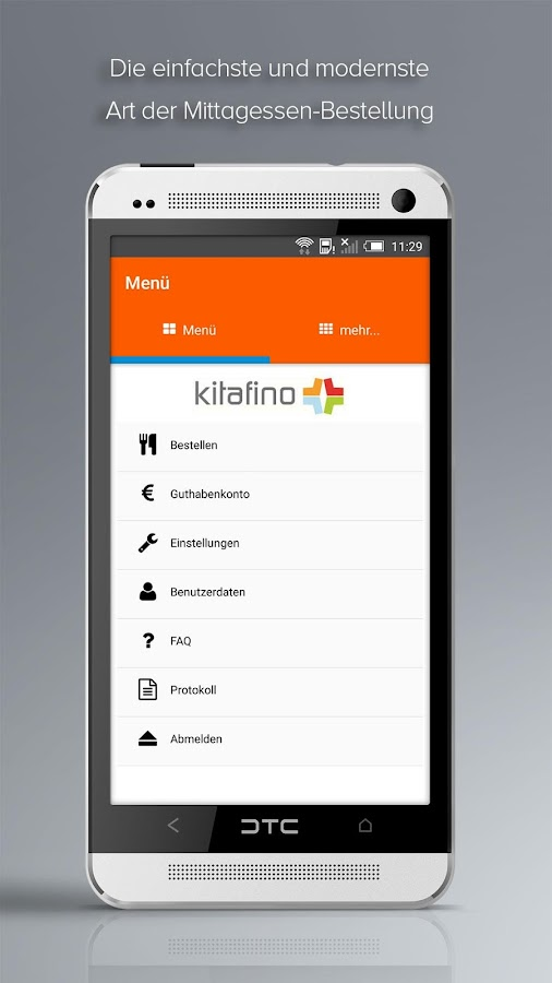 kitafino – Screenshot