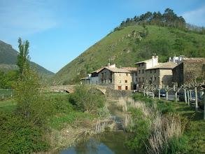 Photo: Río Elorz a su paso por Monreal