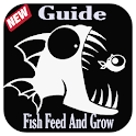 Guide For Fish feed And Grow New icon