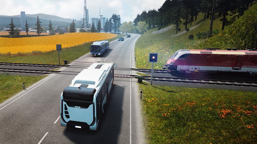 Public Coach Bus Driving Sim : New Bus Games 2020  screenshots 4