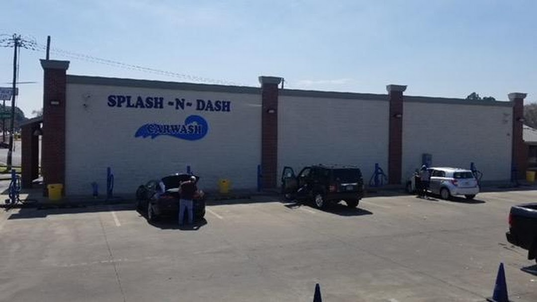 Splash And Dash Car Wash >> Splash N Dash Car Wash In Tyler