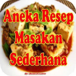 Aneka Resep Masakan Sederhana Kreatif - náhled