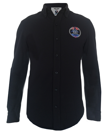 chemise patrouille de france barnstormer made in france pilote
