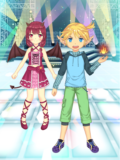 Dress Up: Anime Fever 3.5 screenshots 1