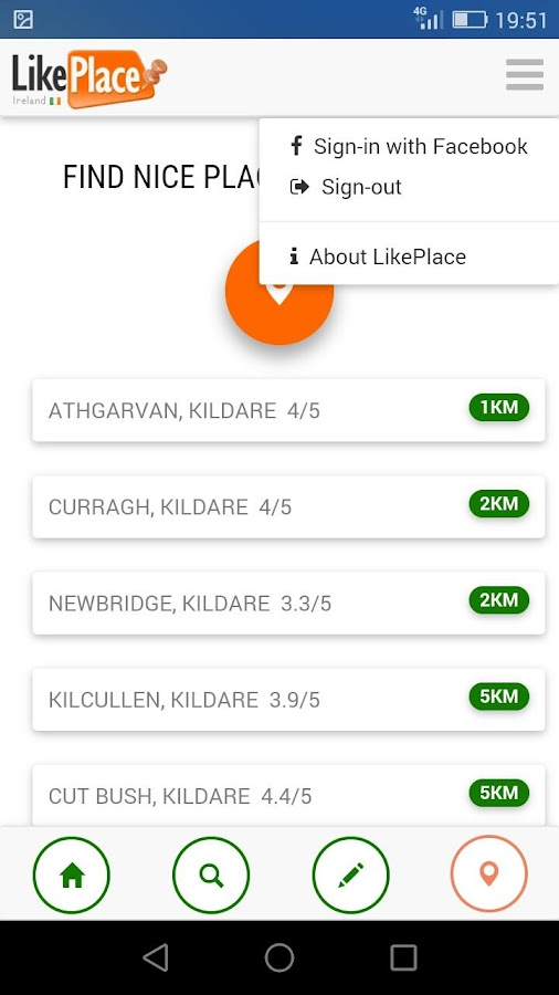 LikePlace - Living in Ireland- screenshot