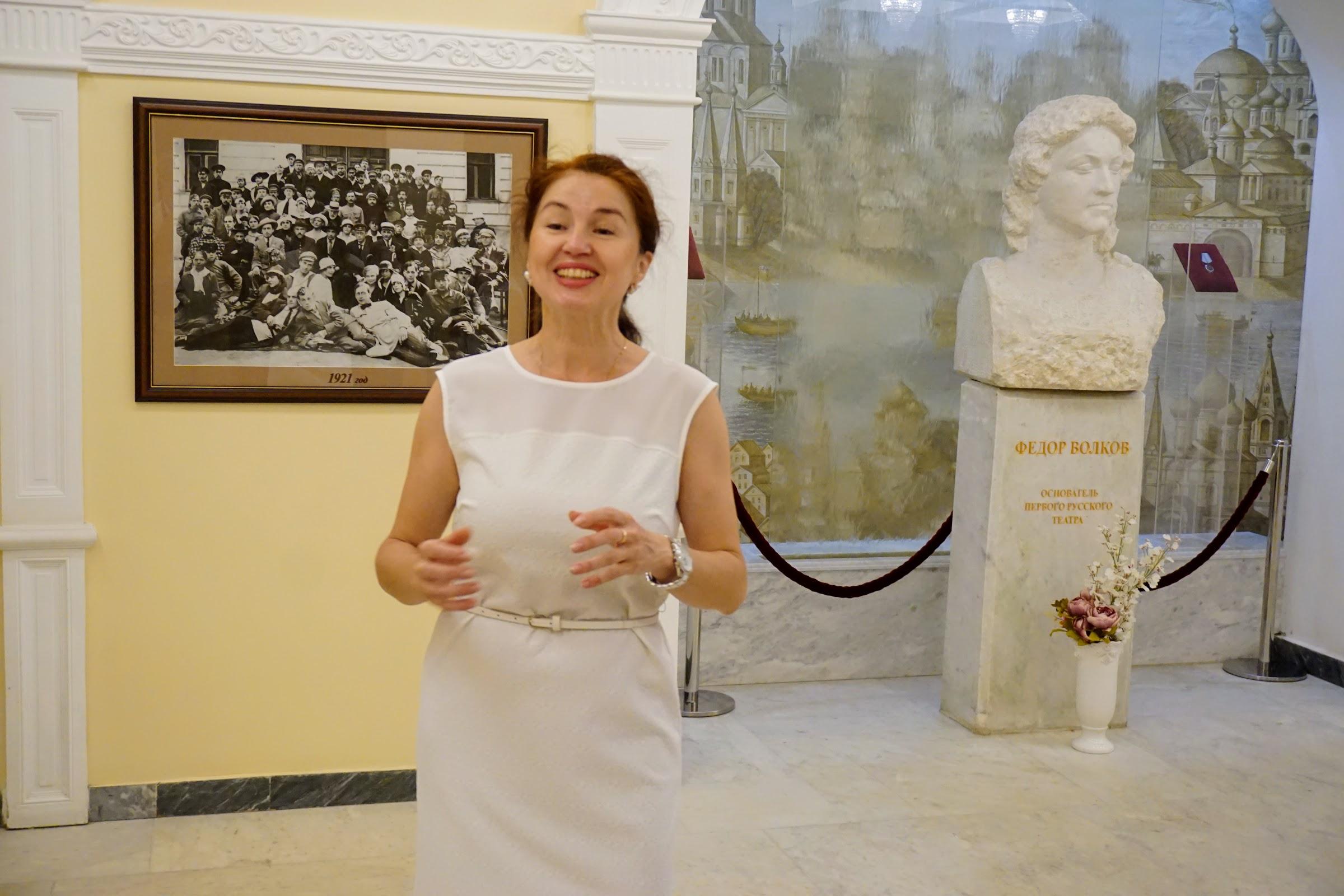 Российский государственный академический театр драмы имени Федора Волкова в Ярославле