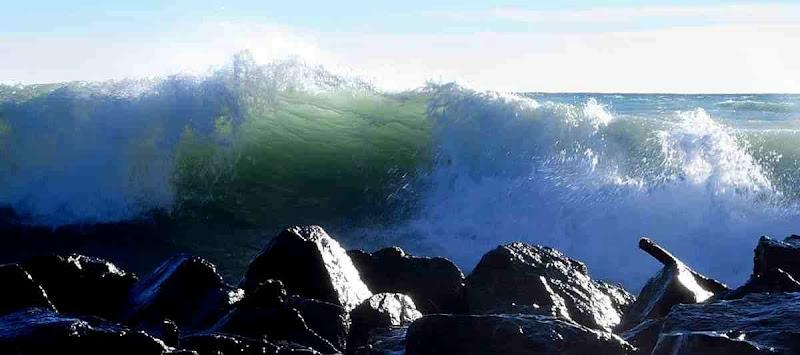 Mosé e la spartizione delle acque  di AlexV