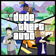 Dude Theft Auto: Åpne World Sandbox Simulator BETA icon