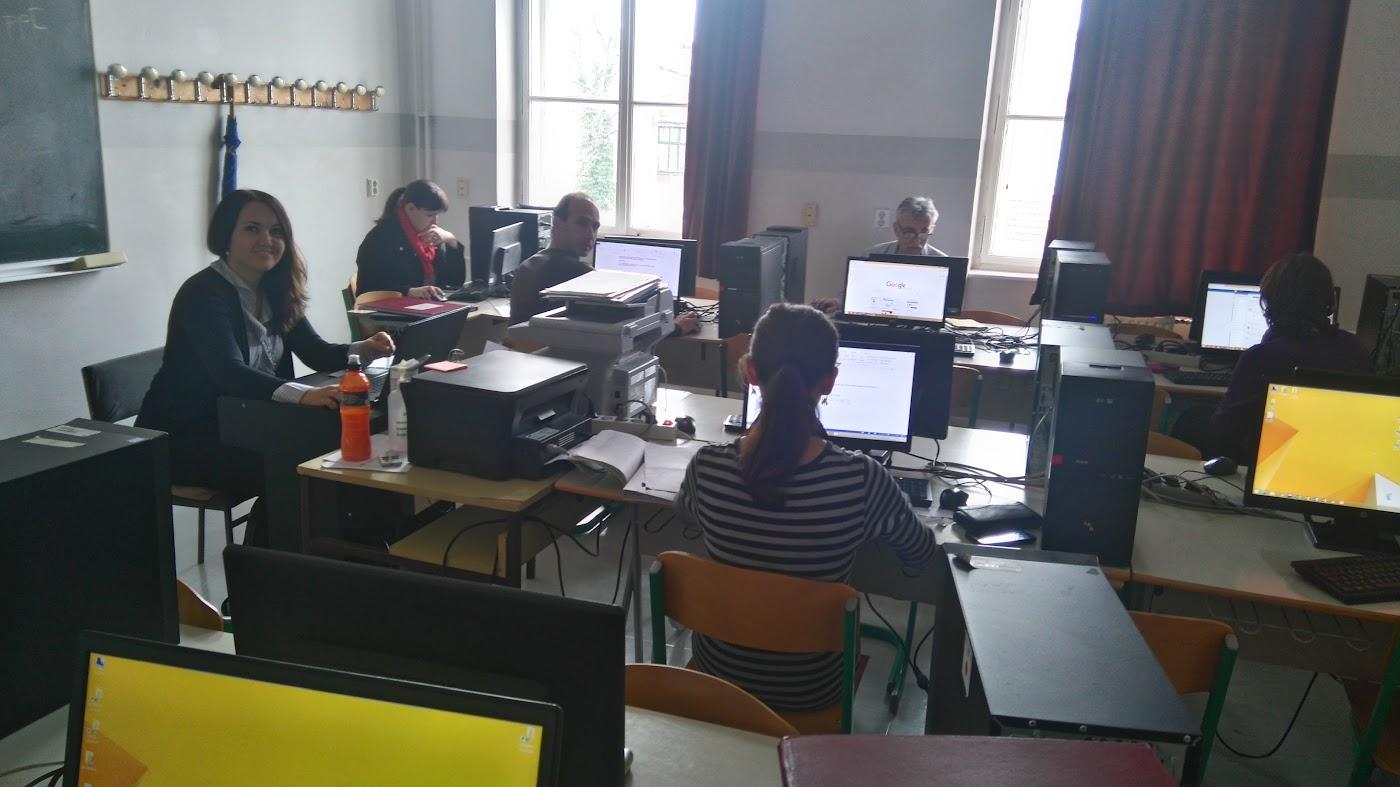 EDMODO 2017: Uspješno završena prva Online sedmica u Prvoj gimnaziji