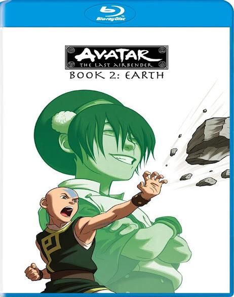 Avatar: La Leyenda de Aang  – Libro 2: Tierra [3xBD25] *Con Audio Latino