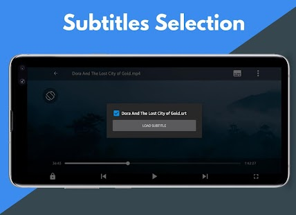 Pi Video Player - All Video Format HD Player Screenshot