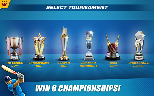 Power Cricket T20 Cup 2018  screenshots 5