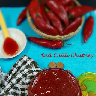 Red Chili Pepper Chutney Recipes