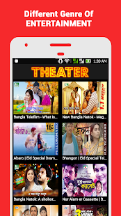 Bangla TV - Free All Channel, Sports, Movie, Drama - náhled