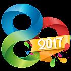 GO Launcher2016 Tema Wallpaper icon