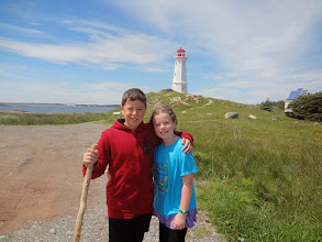 Photo: We went to lighthouse point
