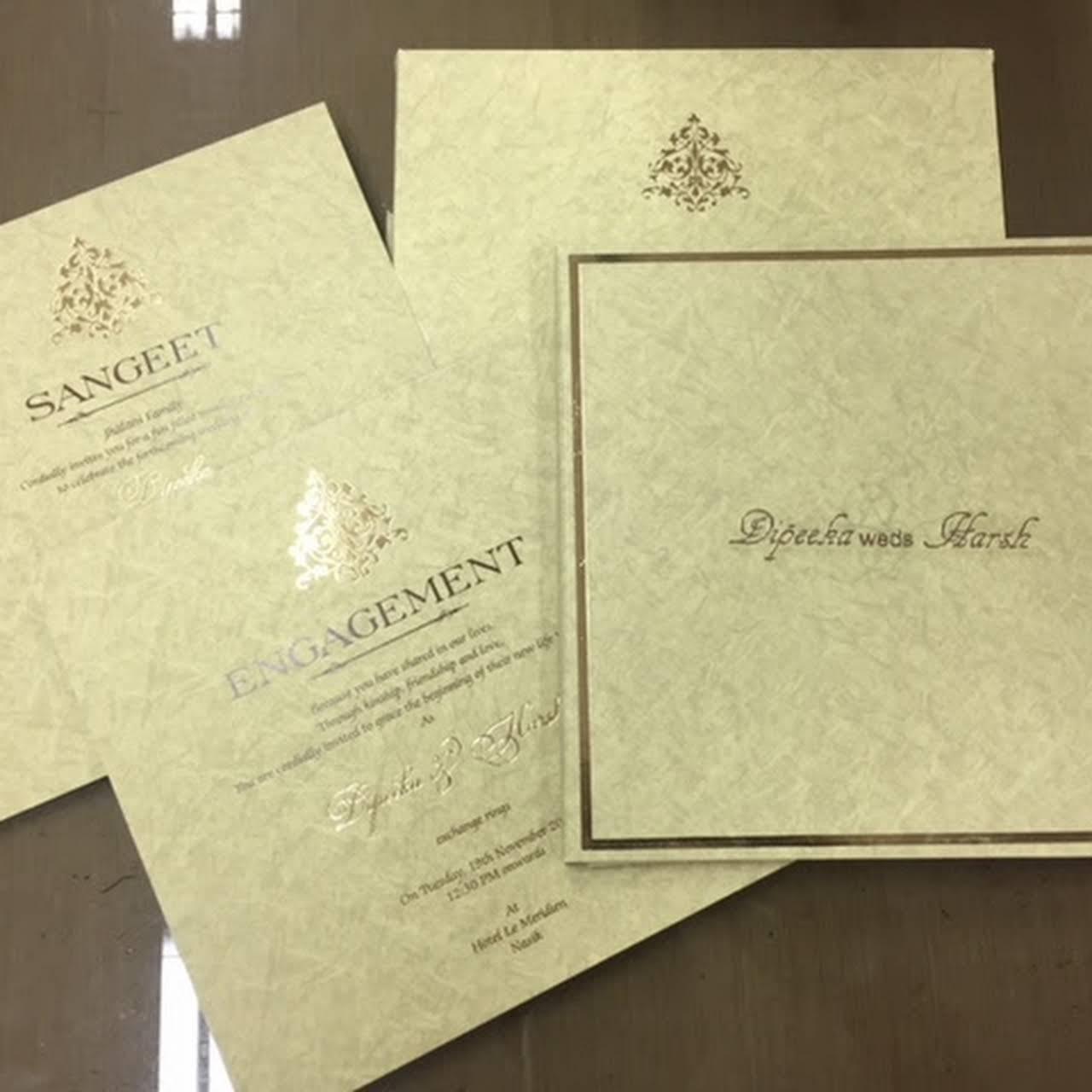 Vasandam Card Premium Invitations For All Occasions More Than