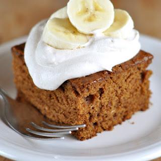 Banana Cinnamon Whipped Cream Recipes