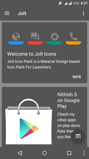 Jolt - Icon Pack