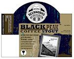 Wanaka Beerworks Black Peak Coffee Stout