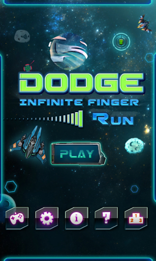 Dodge : Infinite Finger Run