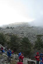 Photo: Pico Perdiguera circular desde Miraflores (JP Pascual).