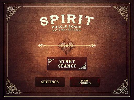 Spirit Board Simulator  screenshots 2