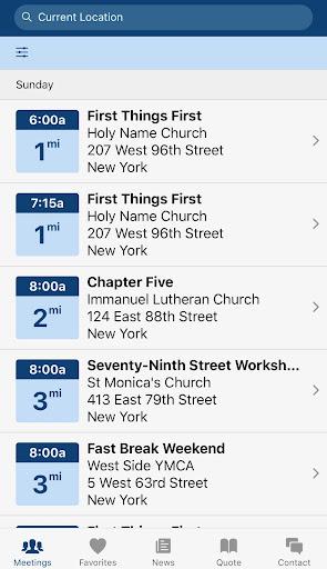 Meeting Guide screenshots 1