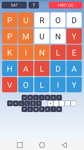 Word Puzzle - Word Games Offline screenshot 3