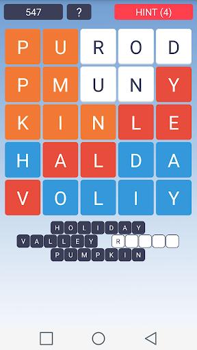 Word Puzzle - Word Games Offline 1.8 screenshots 4