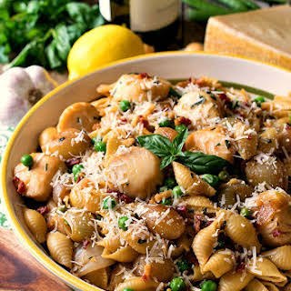 Sea Scallop With Pasta Recipes.