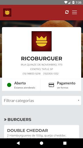 Ricoburguer screenshots 1