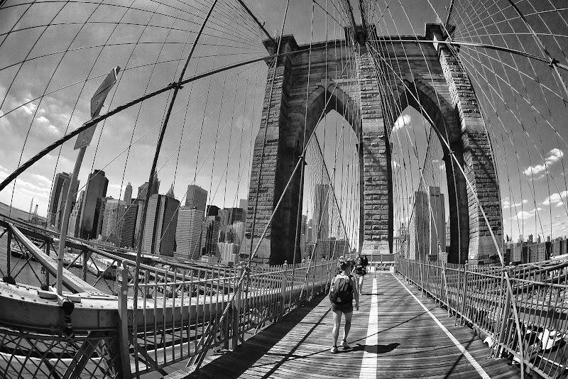 Brooklyn Bridge di marco pardi photo