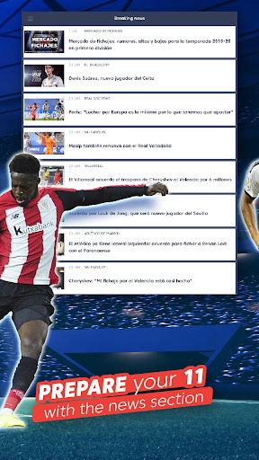 LaLiga Fantasy MARCAufe0f 2020 - Soccer Manager  screenshots 15