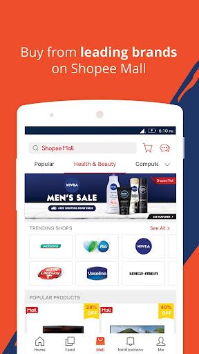 Shopee: Men's Sale 2.39.20 screenshots 2