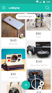 App Wallapop - Buy & Sell Nearby APK for Windows Phone