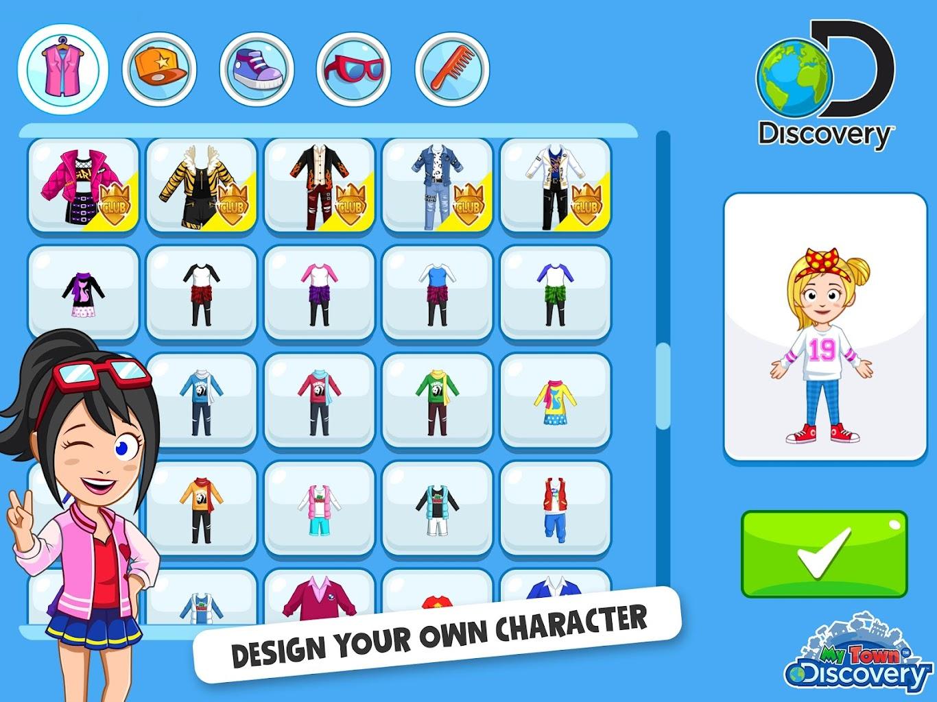 ڈاؤن لوڈ اتارنا My Town Discovery Apk Obb Android ڈاؤن لوڈ کے لئے تازہ ترین ورژن