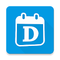 Dayhaps, a shared calendar app icon