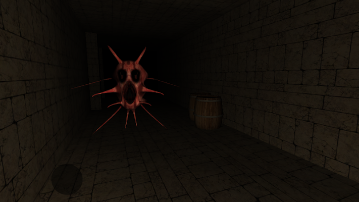 Horror Maze - screenshot