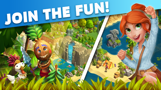 Funky Bay – Farm & Adventure game Apk Download For Android and Iphone 5